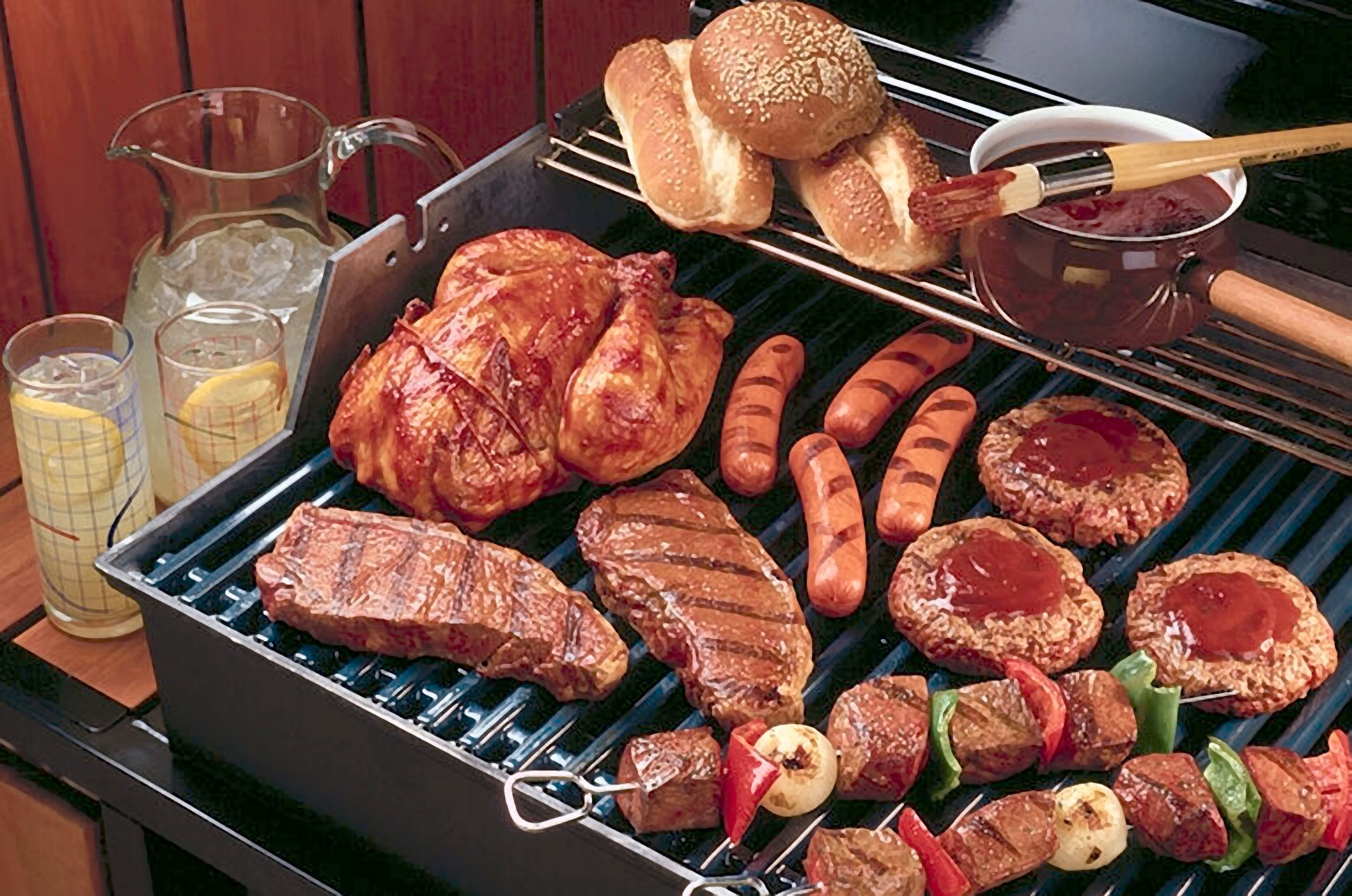 Barbecues and Smokers