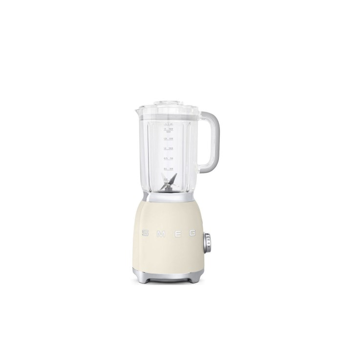 SMEG BLF01CRUK Blender - Cream