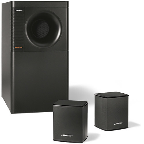 Bose 741128-0100 Acoustimass 3 Black Mail Order Return