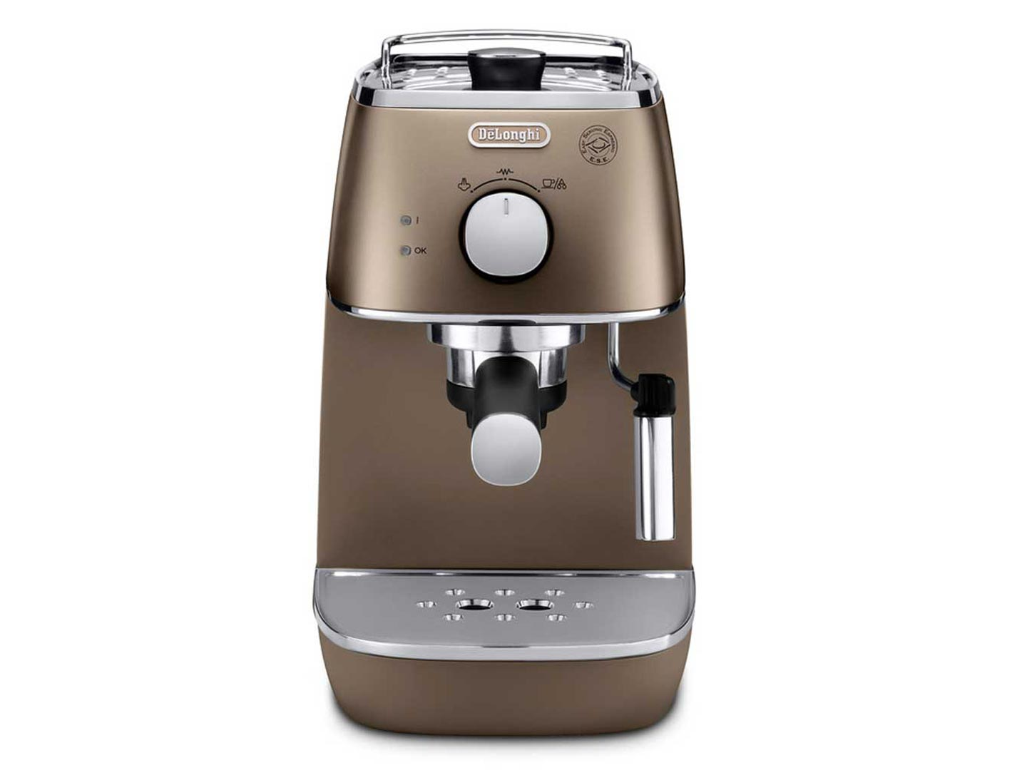 Delonghi ECI341BZ Coffee Machine Bronze