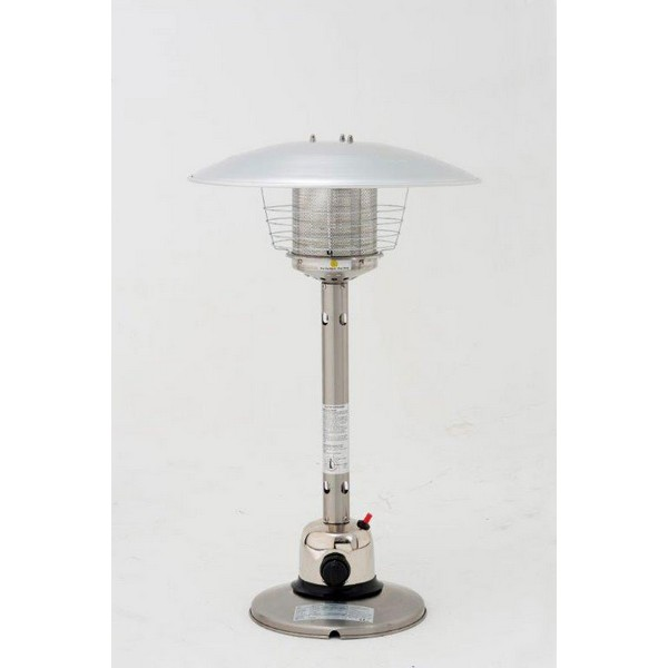 Lifestyle LFS805 Sirocco Stainless Steel Table Top Heater