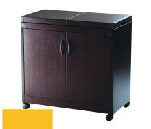 Hostess HL6232DB Connoisseur Hostess Trolley