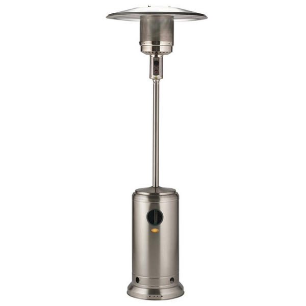 Lifestyle Edelweiss 13kW Stainless Steel Patio Heater LFS802