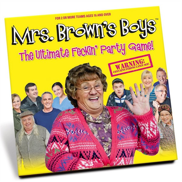 Paul Lamond PLG4825 Mrs Browns Boys Ultimate Board Game