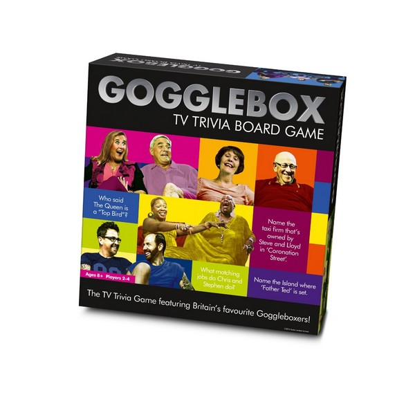 Paul Lamond PLG4845 Gogglebox Trivia Board Game
