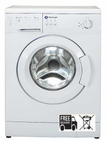White Knight WM105V 5kg 1000rpm White Washing Machine
