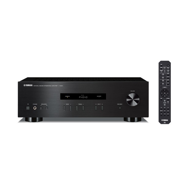 Yamaha A-S201 Integrated Amplifier Black