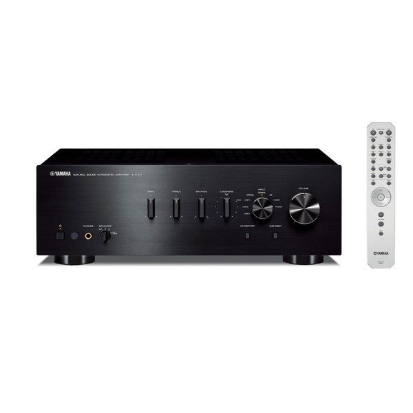 Yamaha A-S701 Integrated Amplifier Black