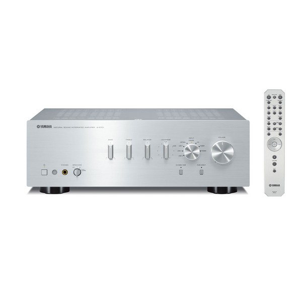 Yamaha A-S701 Integrated Amplifier Silver