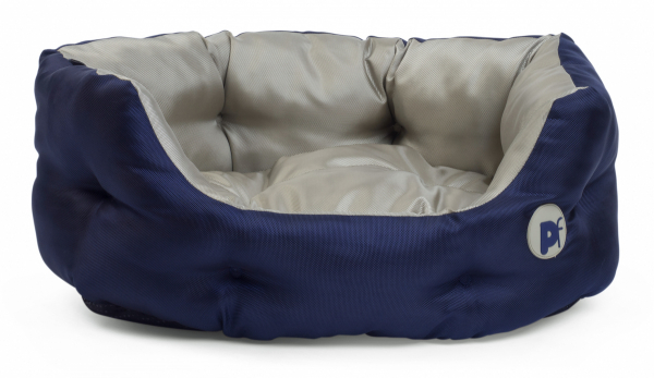 Petface OUTDOOR PAWS OVAL BED - 16146 - Medium
