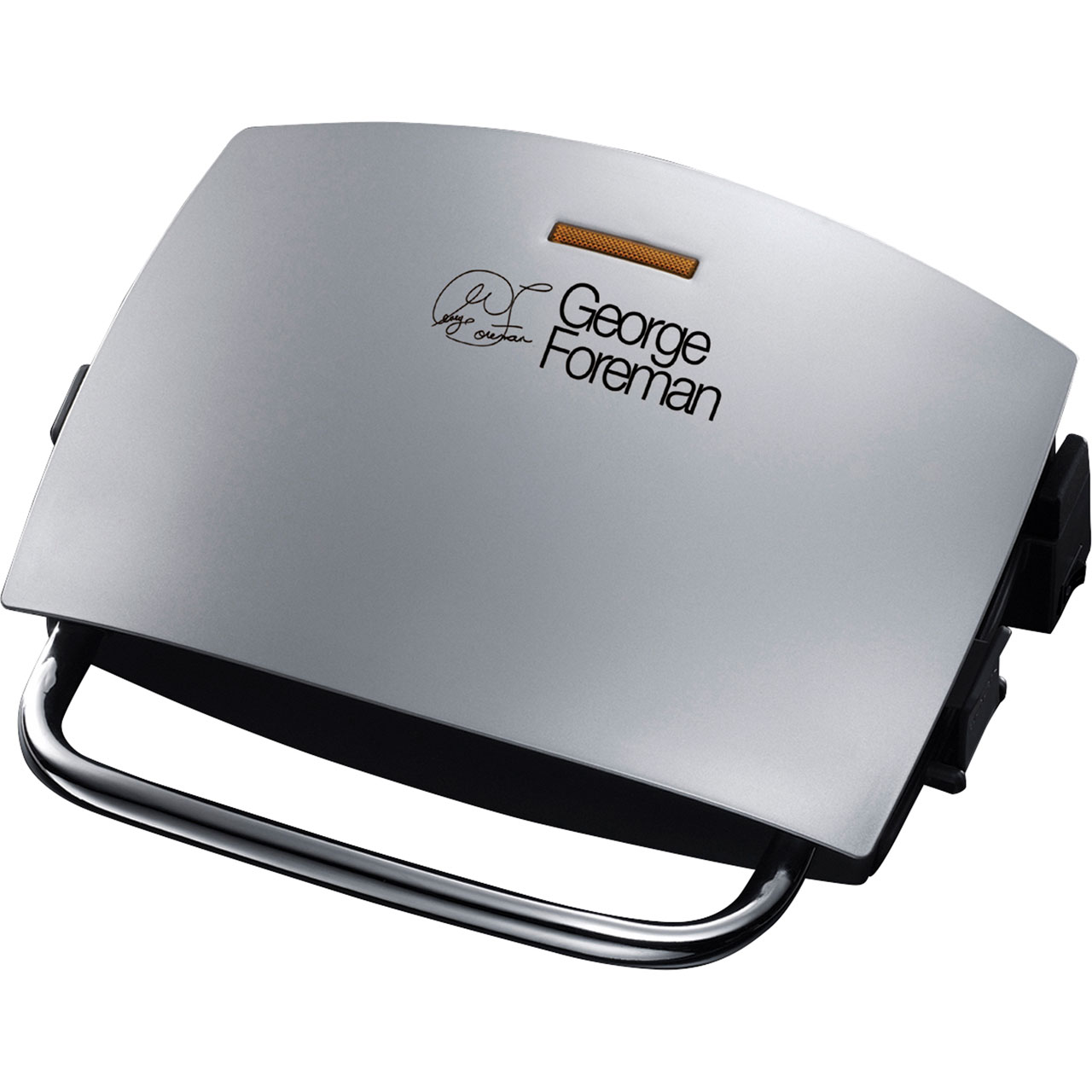 George Foreman Grill & Melt 14181 Health Grill - Silver