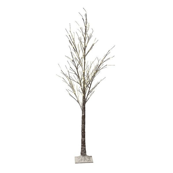 Adventa D35254J Snow Twig Tree With Lights 180cm
