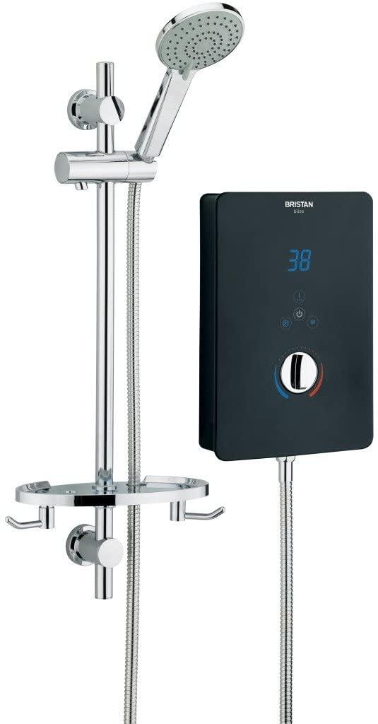 Bristan Bliss 10.5kw Electric Shower (Black)