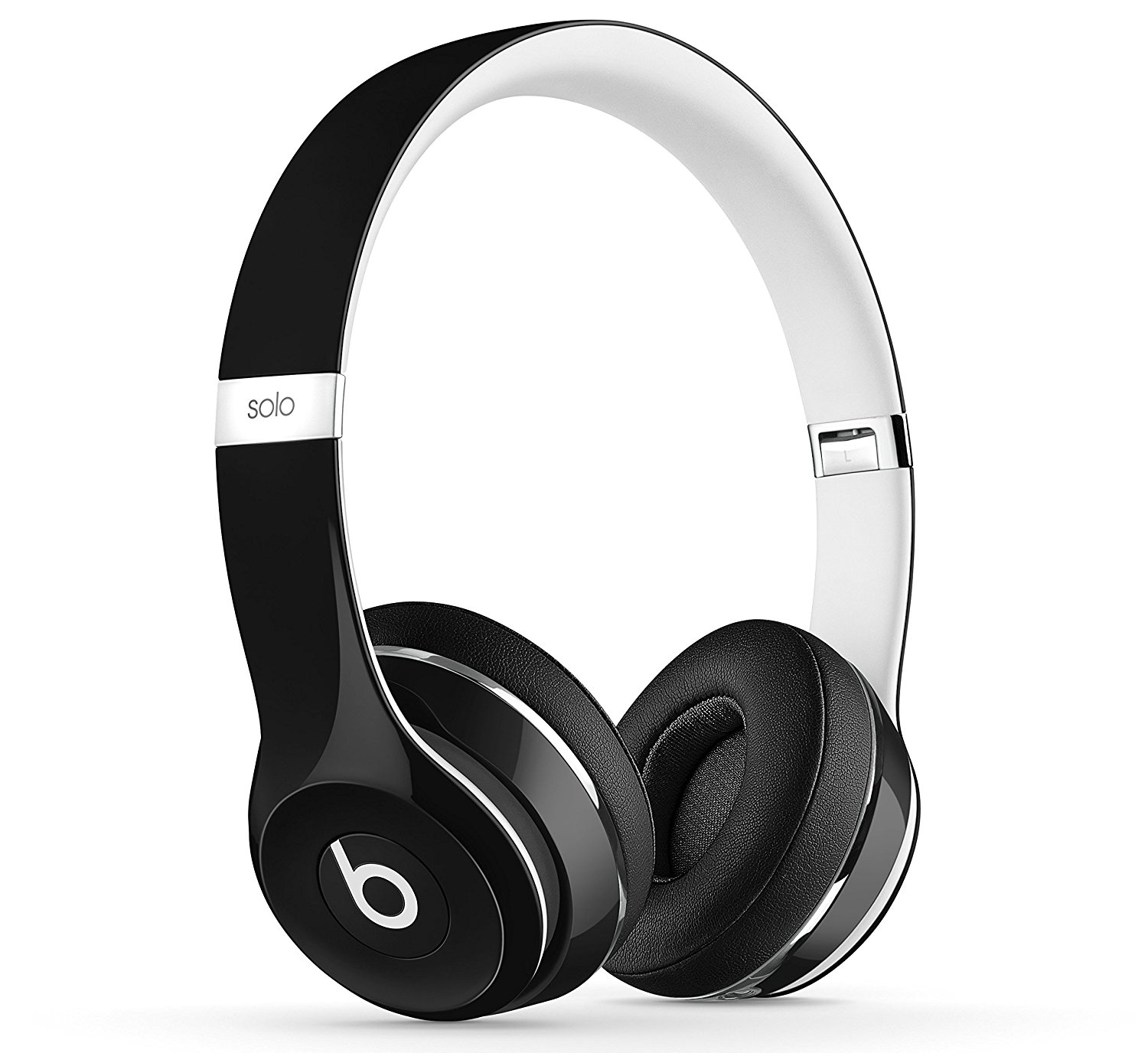 Beats ML9E2ZM-A Solo 2 Black Headphones Wired