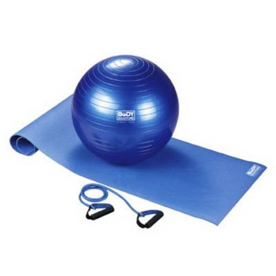 Body Sculpture Yoga Set Plus Blue