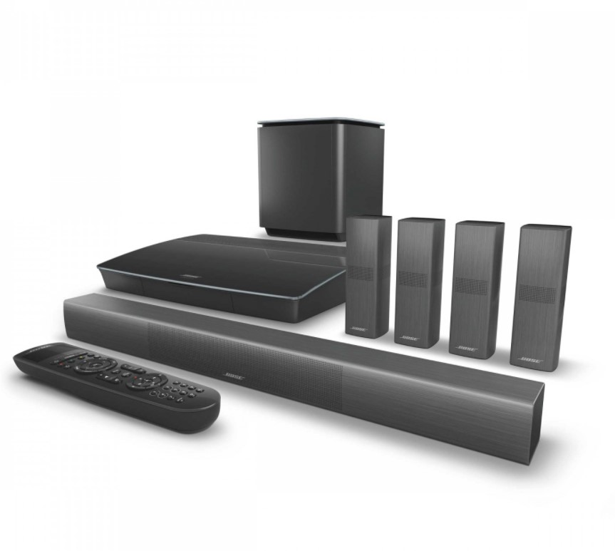 BOSE Lifestyle 650 5.1 Home Entertainment System-Black