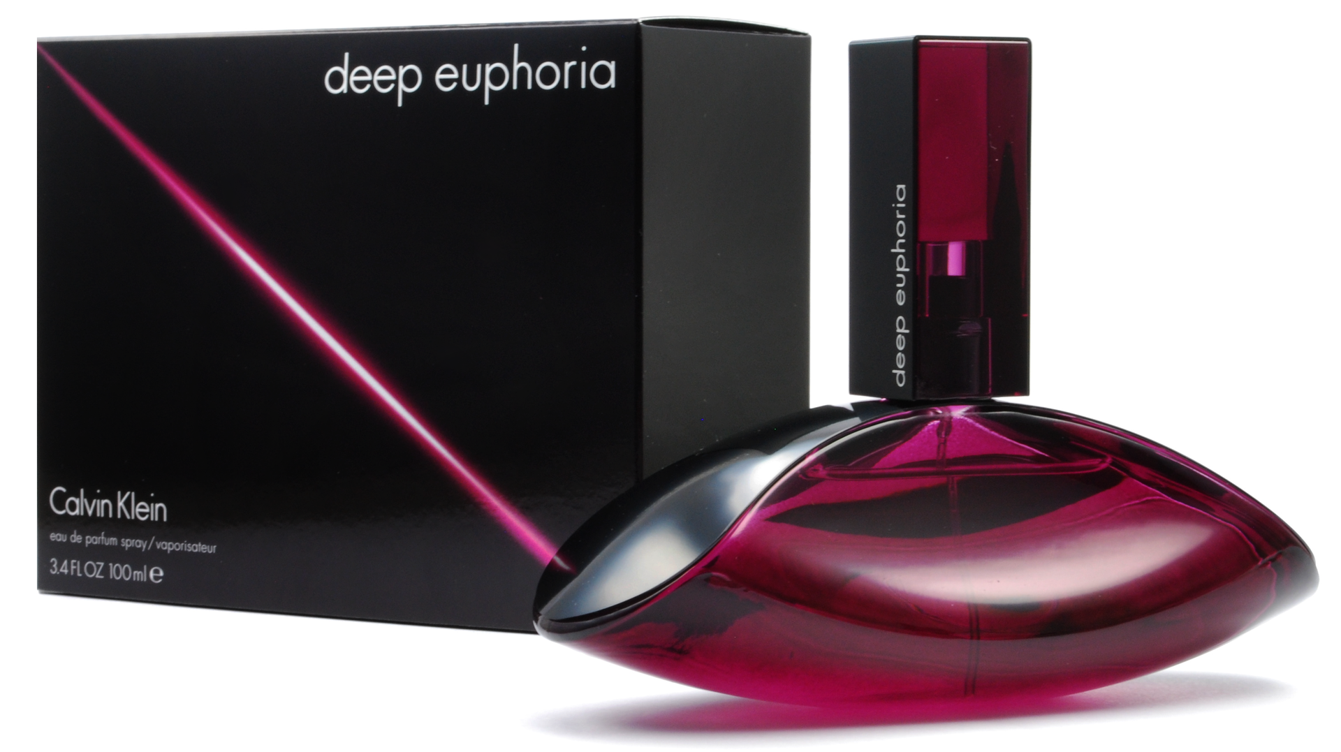 Calvin Klein Deep Euphoria 100ml EDP Ladies