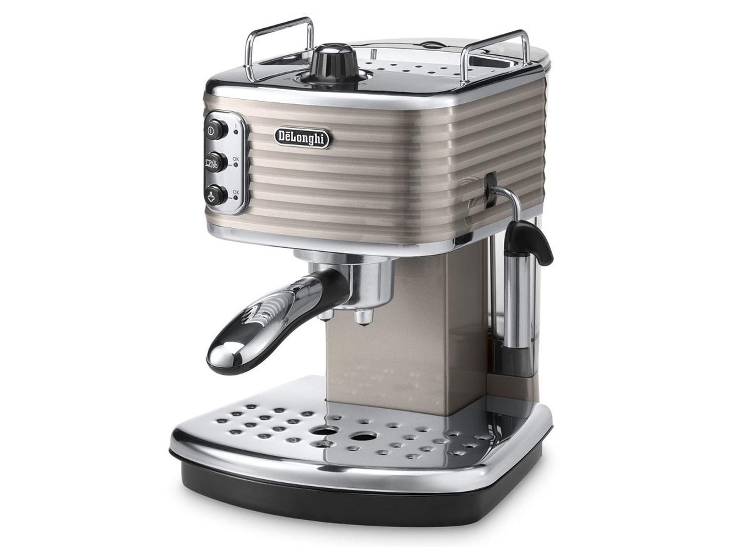 Delonghi ECZ351BG Coffee Machine Champagne