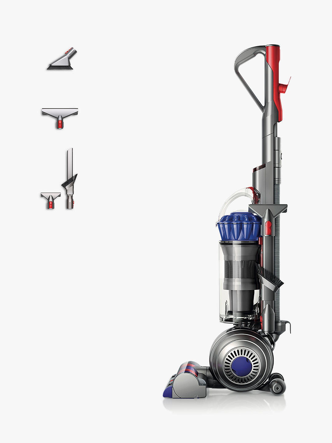 Dyson Small Ball Allergy Upright Bagless Vacuum Cleaner UP22