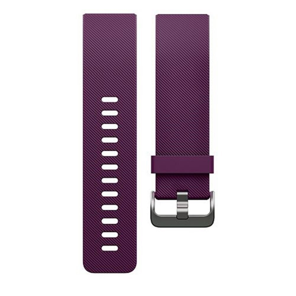 Fitbit FB159ABPML Spare Blaze Band Plum Large