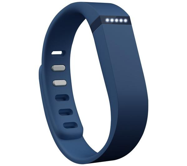 Fitbit FB401NY Flex Wireless Activity And Sleep Wristband Navy