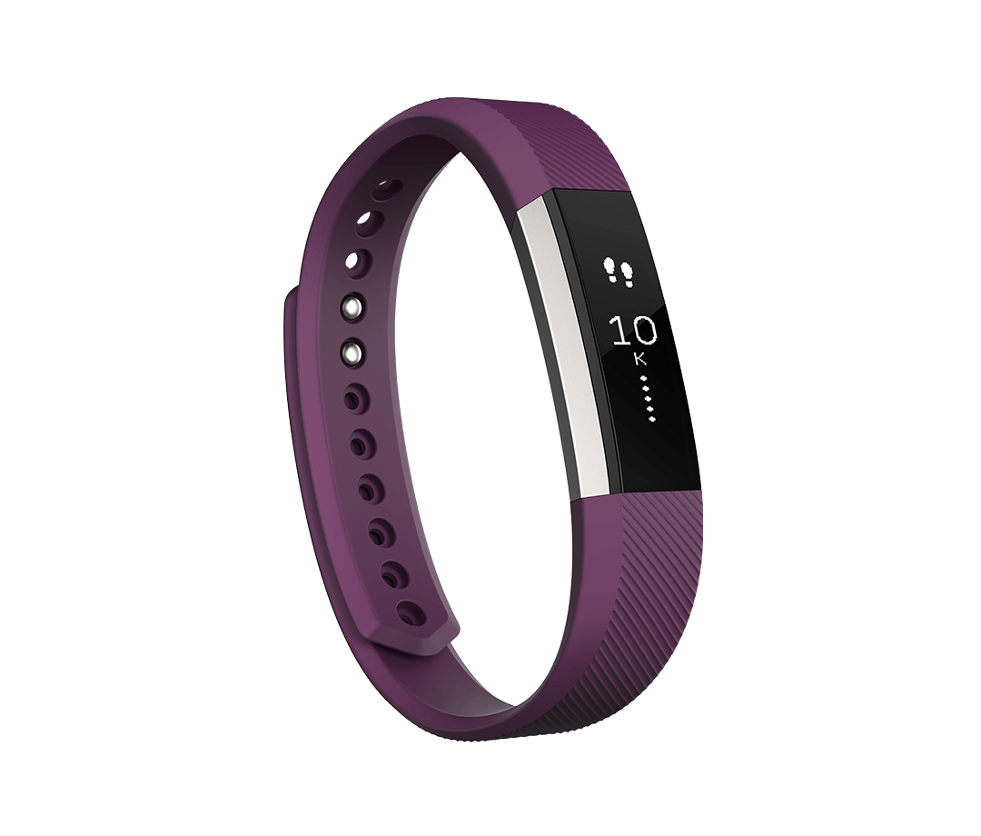 Fitbit FB406PMS Alta Activity Tracker Plum Small