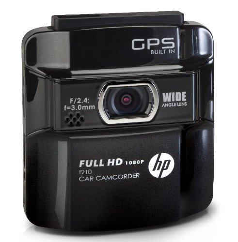 HP F-210 Car Dashcam