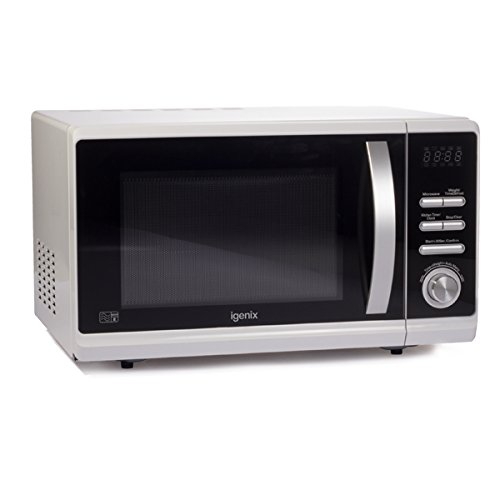 Igenix IG2380 Solo Digital Microwave, 5 Power Levels