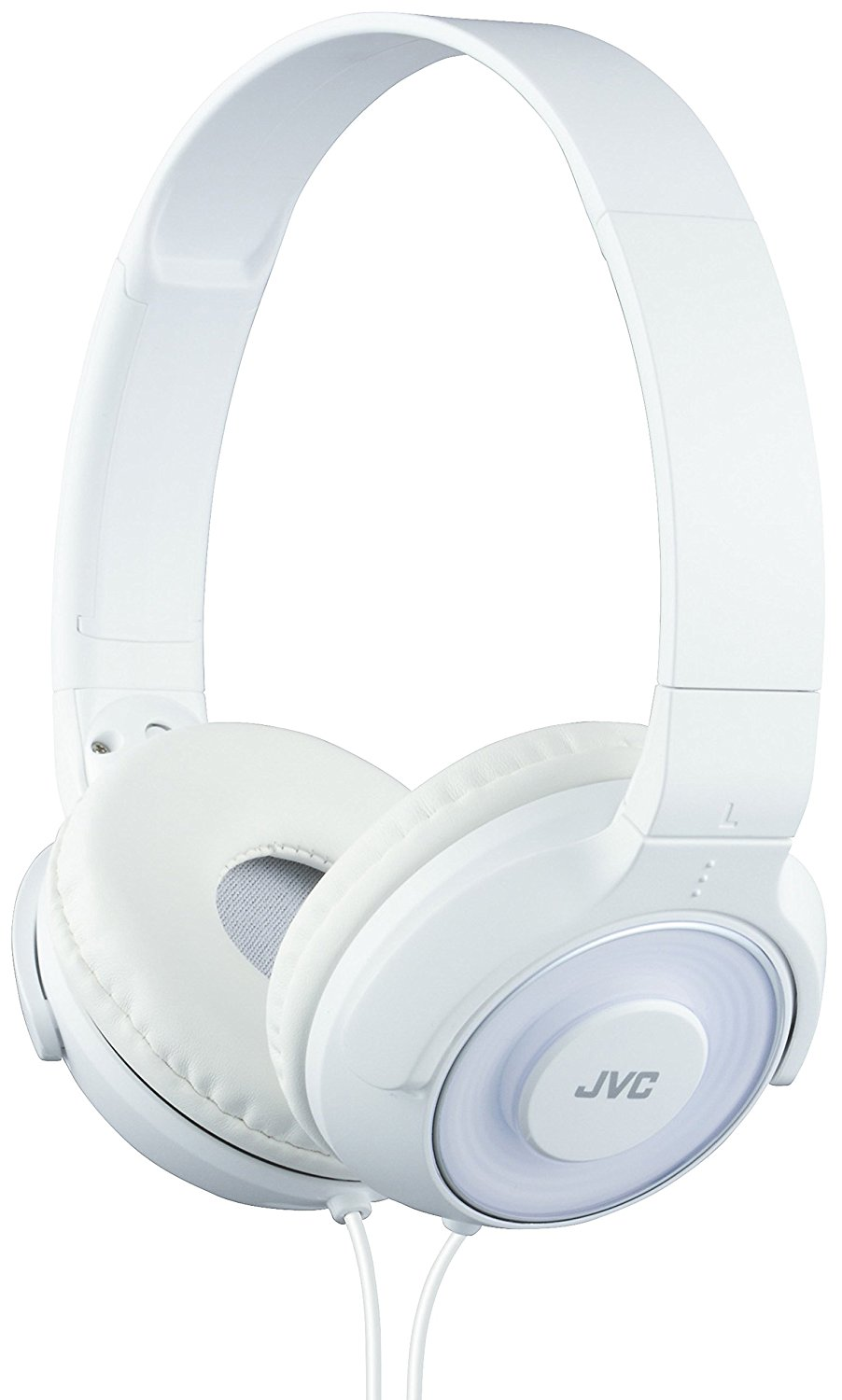 JVC HA-S220-W On-Ear Headphones White