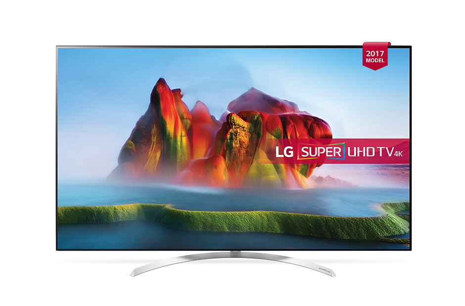 LG 60SJ850V 60 Inch Smart UHD 4K LED TV