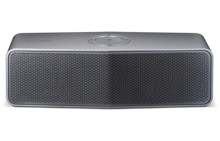 LG NP7550 Portable Bluetooth Speaker With Case