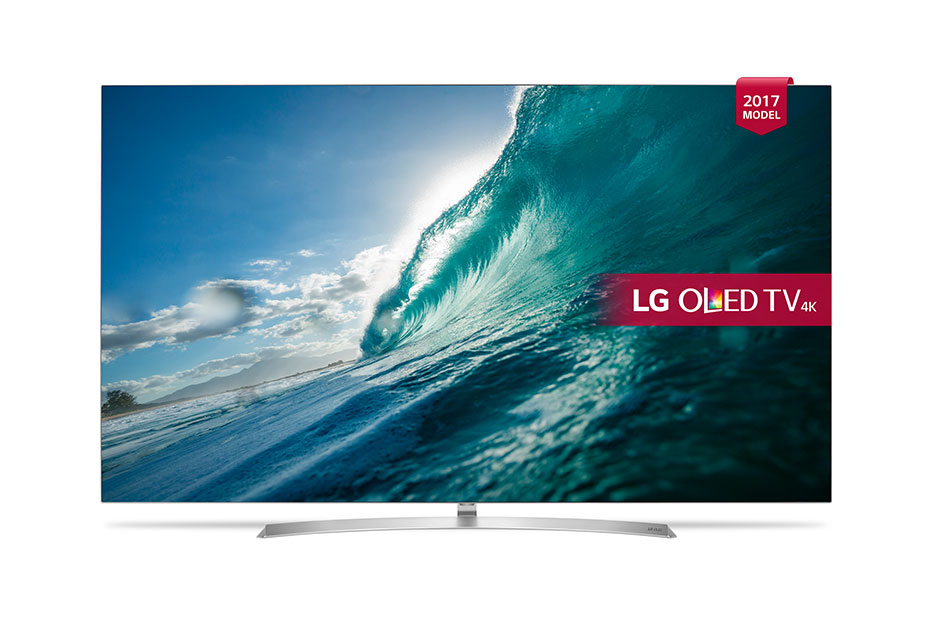 LG OLED55B7V 55 Inch OLED Smart 4K TV