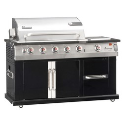 Landmann 12780 Avalon 6.1 5 Burner Gas BBQ