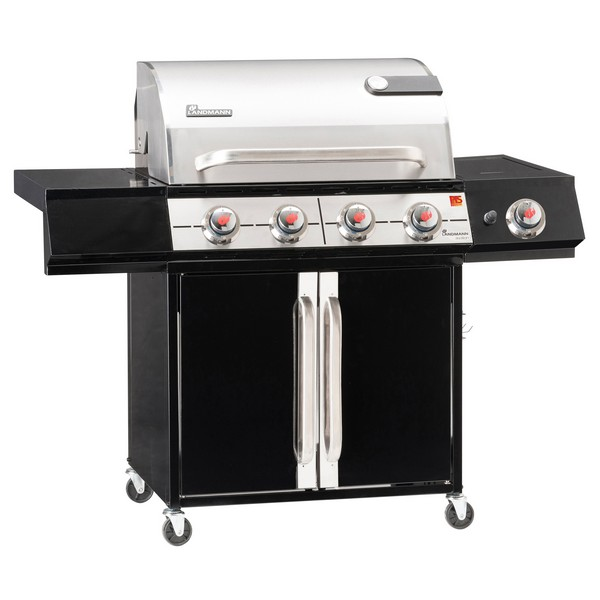 Landmann 12799 Avalon 4 Burner Gas BBQ