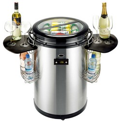 Lifestyle LFS904 Party Cooler 50L Steel