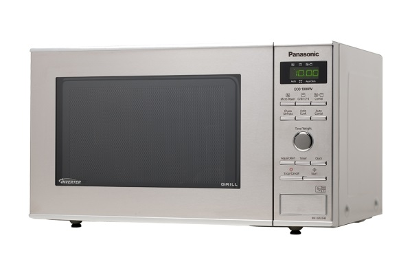 Panasonic NNGD37HSBPQ Microwave Oven Grill 23 Litre Cooking Capacity Silver
