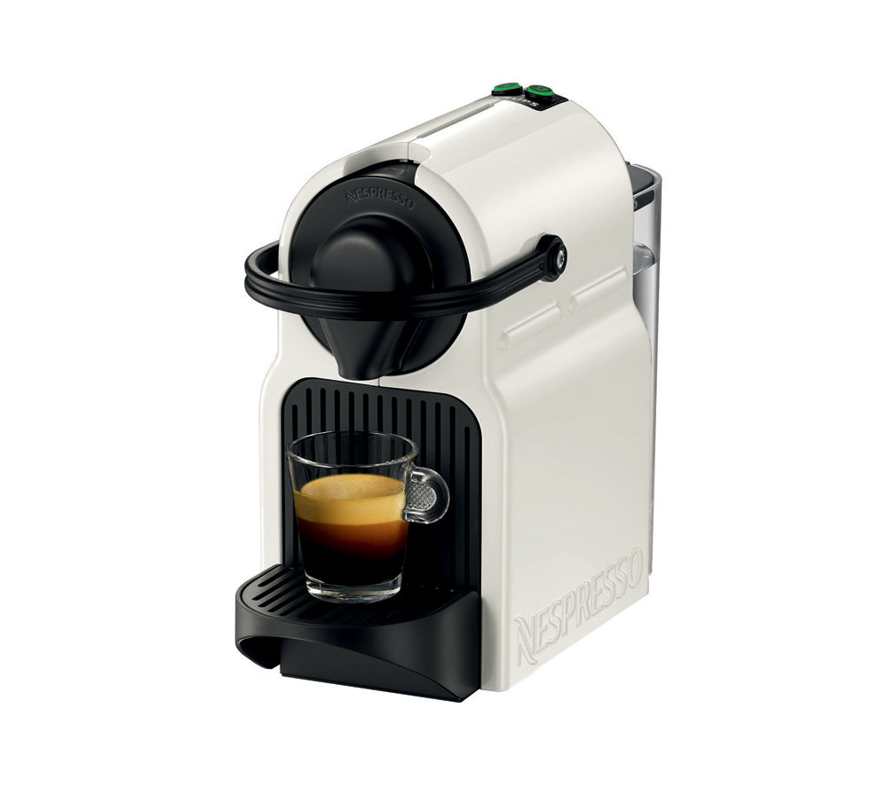 Krups Nespresso XN100140 Inissia Espresso Coffee Machine Damaged Box