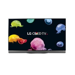 LG OLED65E6V 65 Inch 3D Smart 4K HD OLED TV