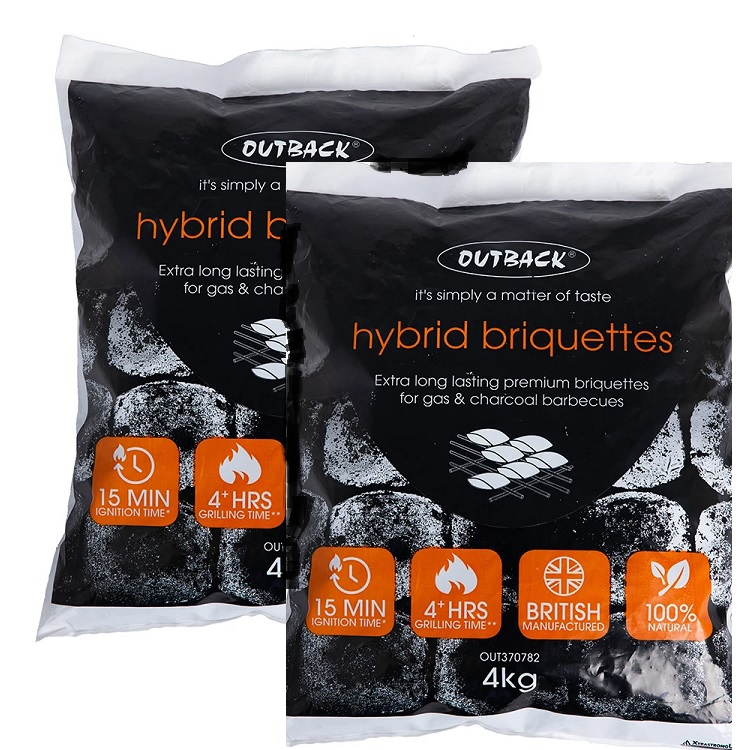 Outback Hybrid Charcoal Briquettes 370782