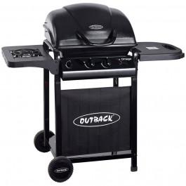 Outback Omegas Gas BBQ 2 burner 370727