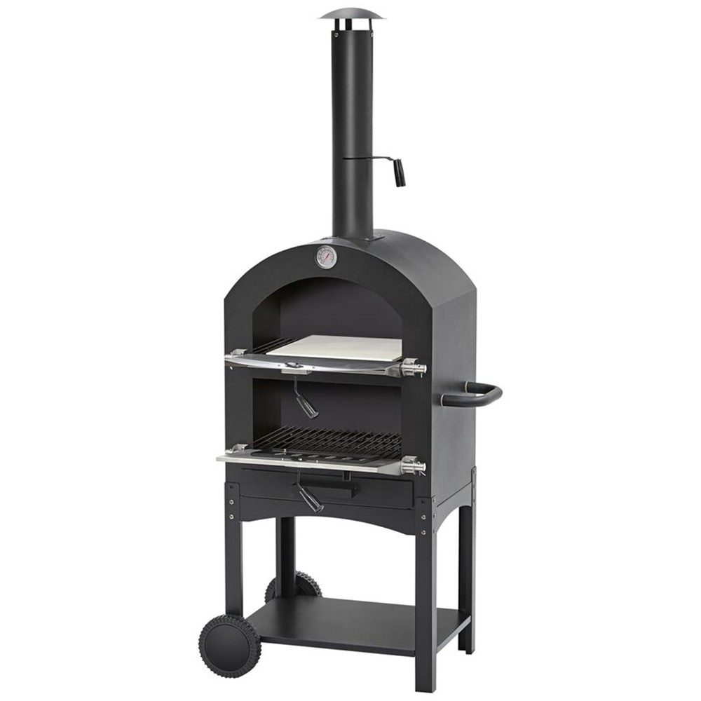 Outback Pizza Charcoal Oven 370717