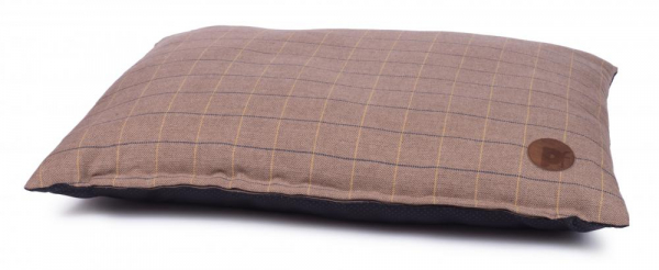 PETFACE TAN TWEED MEDIUM DOG MATTRESS 16111
