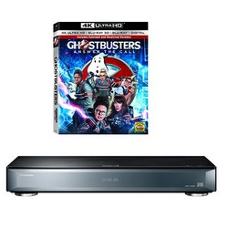 Panasonic DMP-UB900EBK 3D Blu-Ray with 4K UHD - With free Blu-ray disc