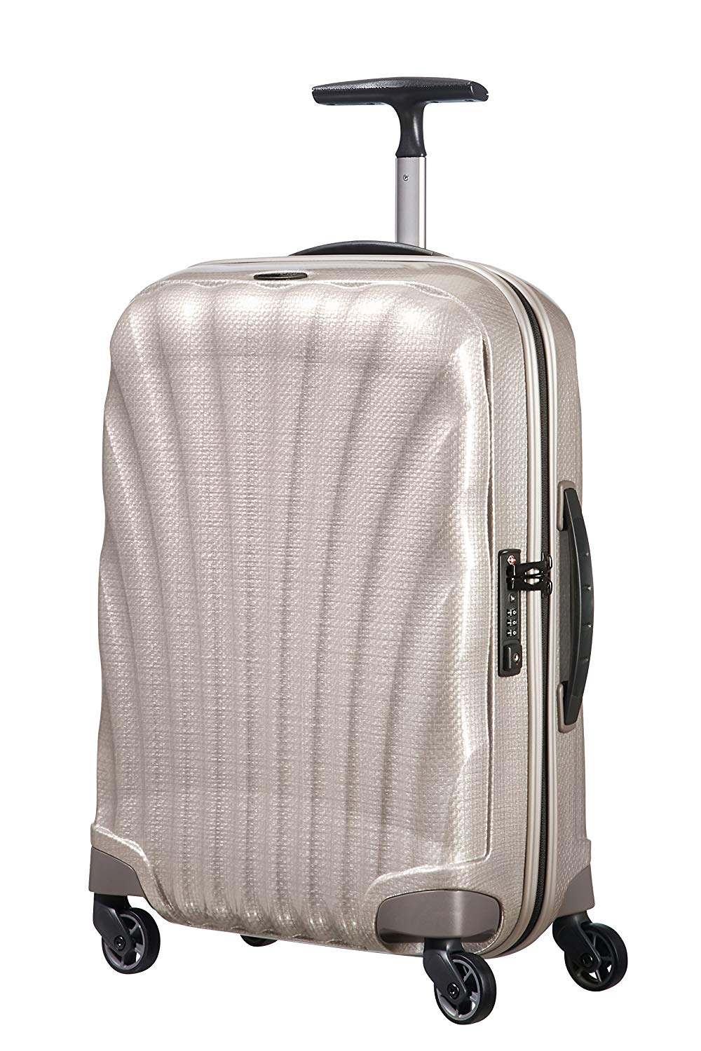 Samsonite Cosmolite Spinner (4 wheels) 69cm Pearl