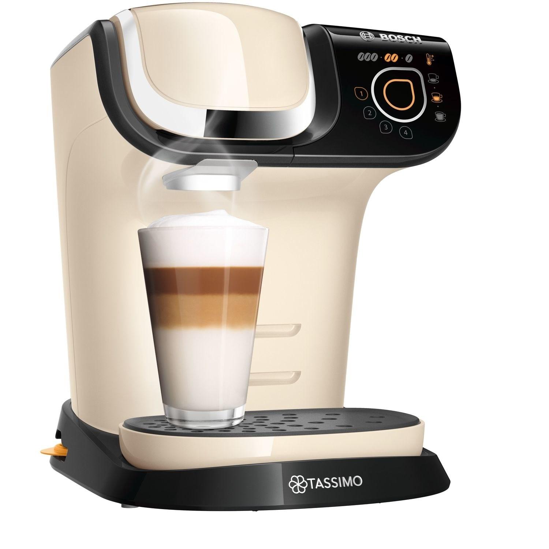 TASSIMO My Way 2 - Hot Drinks Machine - Cream TAS6507GB