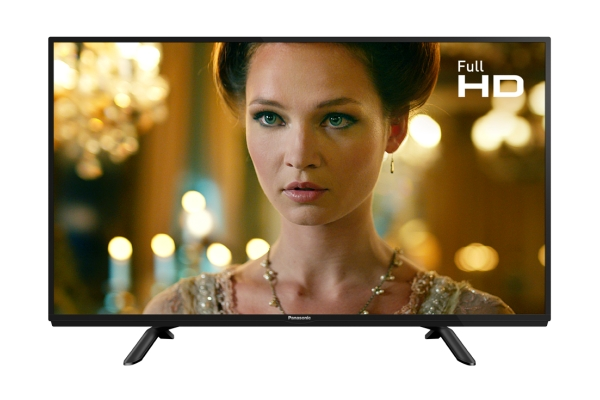 "Panasonic TX40FS400B 40"" Full HD Smart LED TV, FreeviewHD, WiFi"
