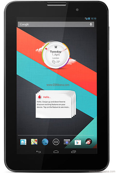Vodafone Smart Tab III 7 Inch Tablet Android