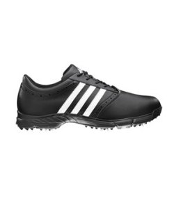 Adidas Golflite 5 WD Size 8 Golf shoe black/white