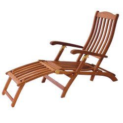 Alexander Rose AR355B Cornis Steamer Chair