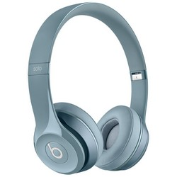 Beats Solo 2 With Mic On-Ear Headphones Grey